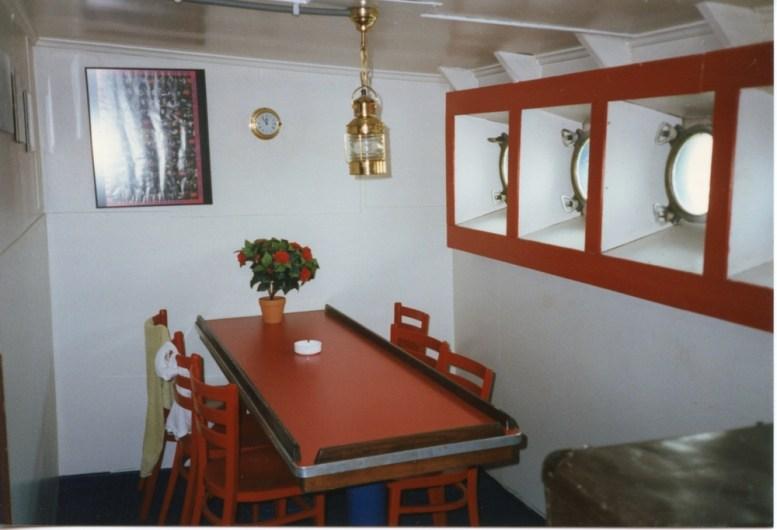 Your onboard café!