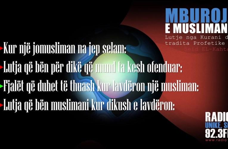 MBUROJA E MUSLIMANIT   31