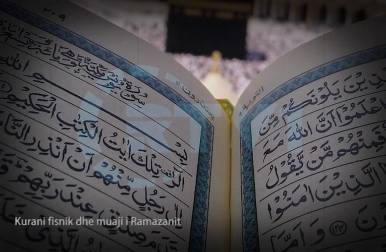 30 Mesime per agjeruesit – Kurani Fisnik dhe muaji i Ramazanit 03
