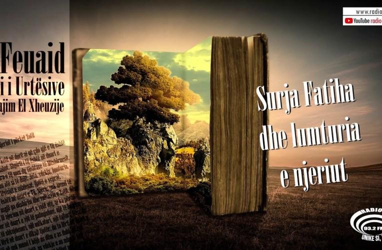 Libri i Urtesive 05   Surja Fatiha dhe lumturia e njeriut