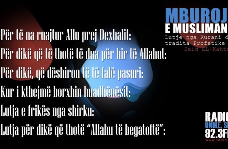 MBUROJA E MUSLIMANIT   26