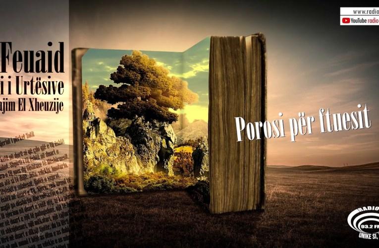 Libri i Urtesive 46 | Porosi për ftuesit