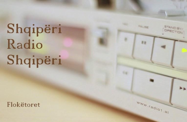 Shqiperi Radio Shqiperi   83  Floketoret