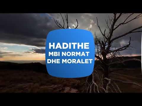 Hadithet e moralit 59 | Tema e  pelqimit te qarkullimit te enes se pirjes nga ana e djathte