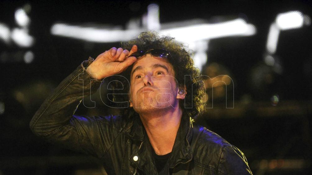 El músico y poeta porteño, hoy radicado en Madrid.