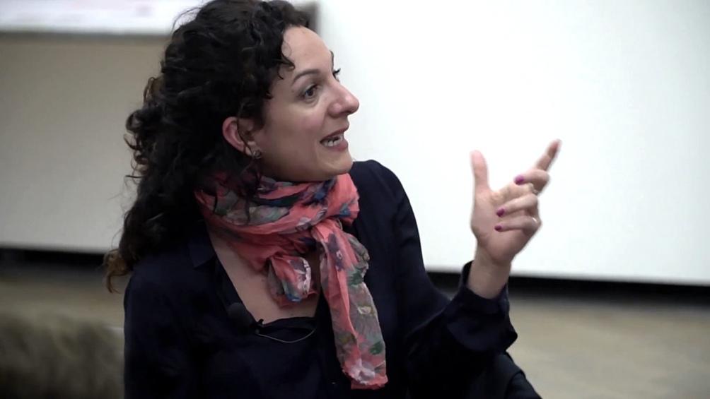 Ana Katz, además de ser homenajeada con un foco, será jurado de la competencia oficial