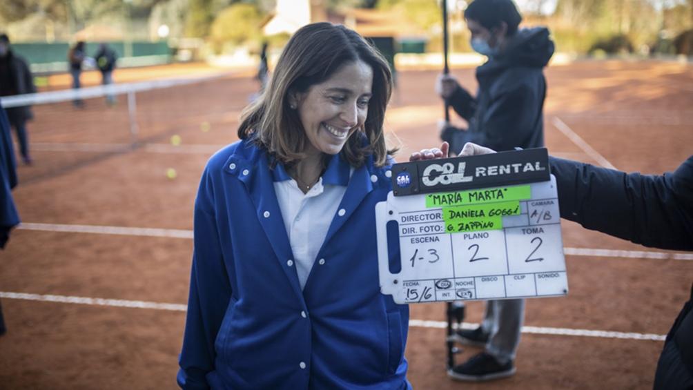 """Daniela Goggi, la directora de """"Abzurdah"""" y """"El hilo rojo"""" vuelve a la carga. Crédito: Producción."""
