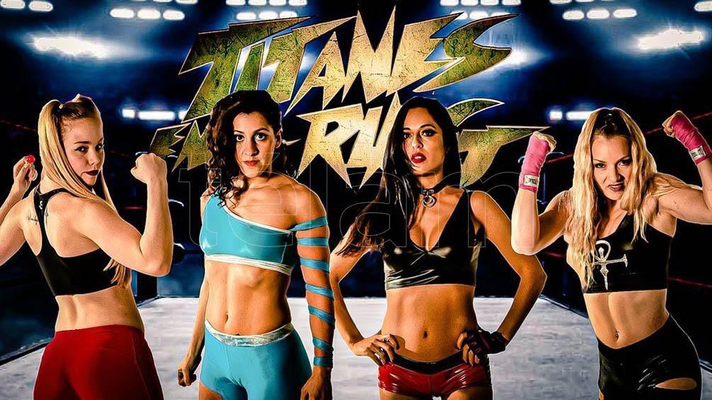 """La hija de Martín Karadagián espera confirmar pronto el regreso a la pantalla de """"Titanes en el ring"""" con un giro contemporáneo en el que las mujeres y la comunidad LGBTIQ+ también tienen un lugar."""