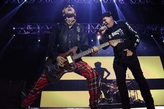 Stuka y Pil con Los Violadores sentaron las bases de la música punk en la Argentina y en toda Latinoamérica.