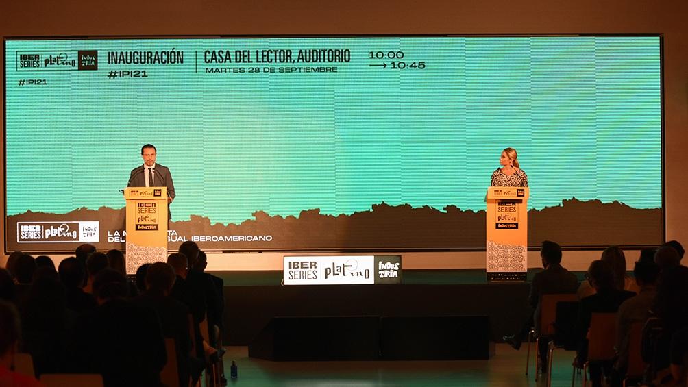 Foto: Prensa Platino Iberseries Industria.
