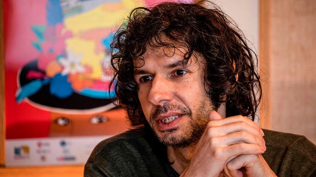 Nicolás Azalbert, el programador del certamen.