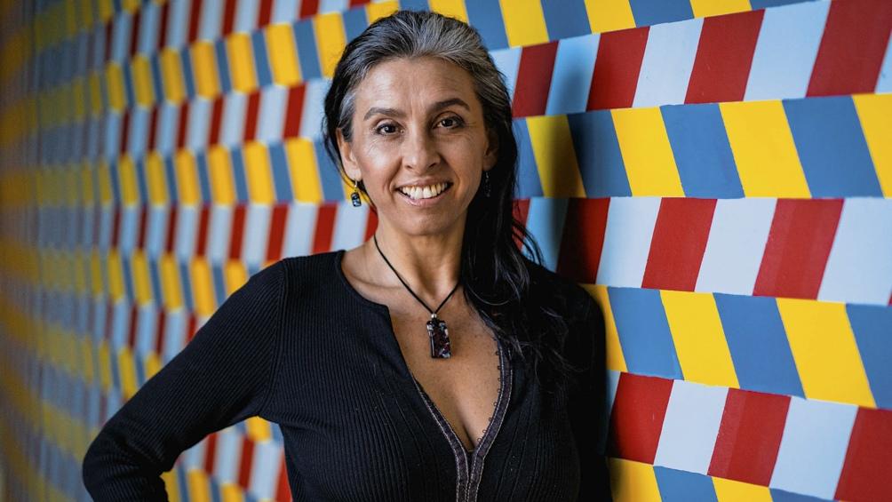 Natacha Poberaj, directora artística del Festival. (foto prensa).