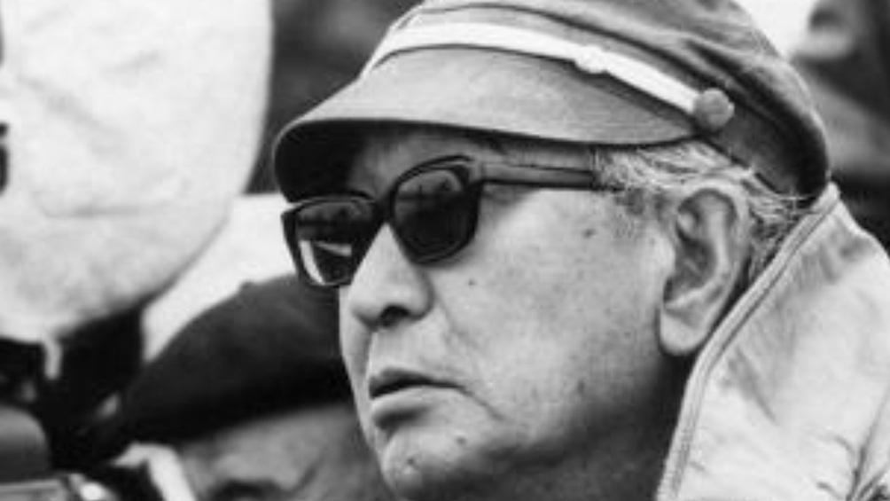 Akira Kurosawa, el gran maestro del cine japonés.
