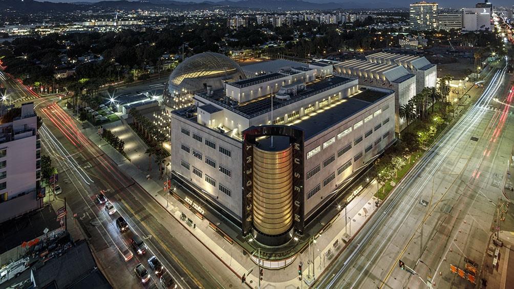 El Edificio Saban que en viejos tiempos fue una tienda departamental (Foto: AMMP/Joshua White)