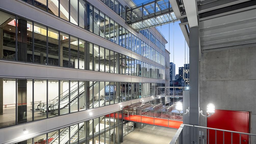 La arquitectura del veterano arquitecto genovés Renzo Piano (Foto: AMMP/Iwan Baan)