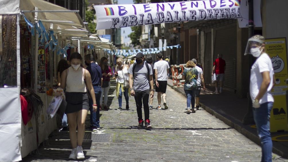 El Festival Ciudad Emergente 2021 se realizará en las calles del casco histórico de la Ciudad.