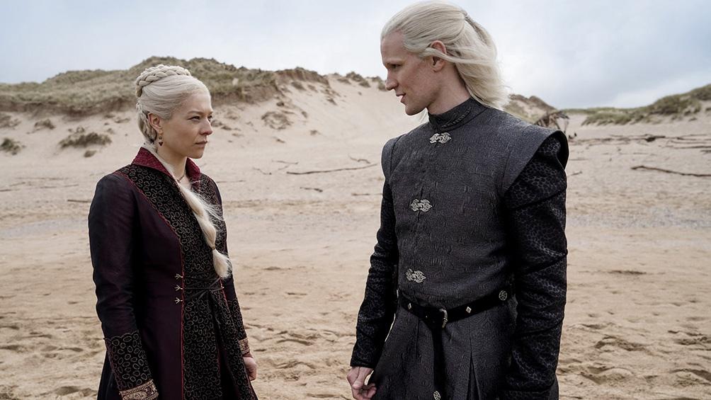"""House of the Dragon"""", el spin-off de la exitosa serie """"Game of Thrones"""", dio a conocer el teaser oficial que adelanta la nueva producción."""