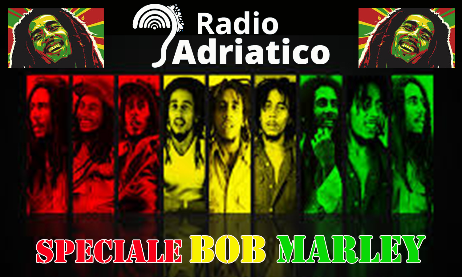 Speciale mix Bob Marley