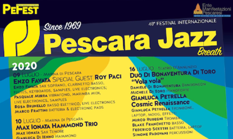 Pescara Jazz 2020