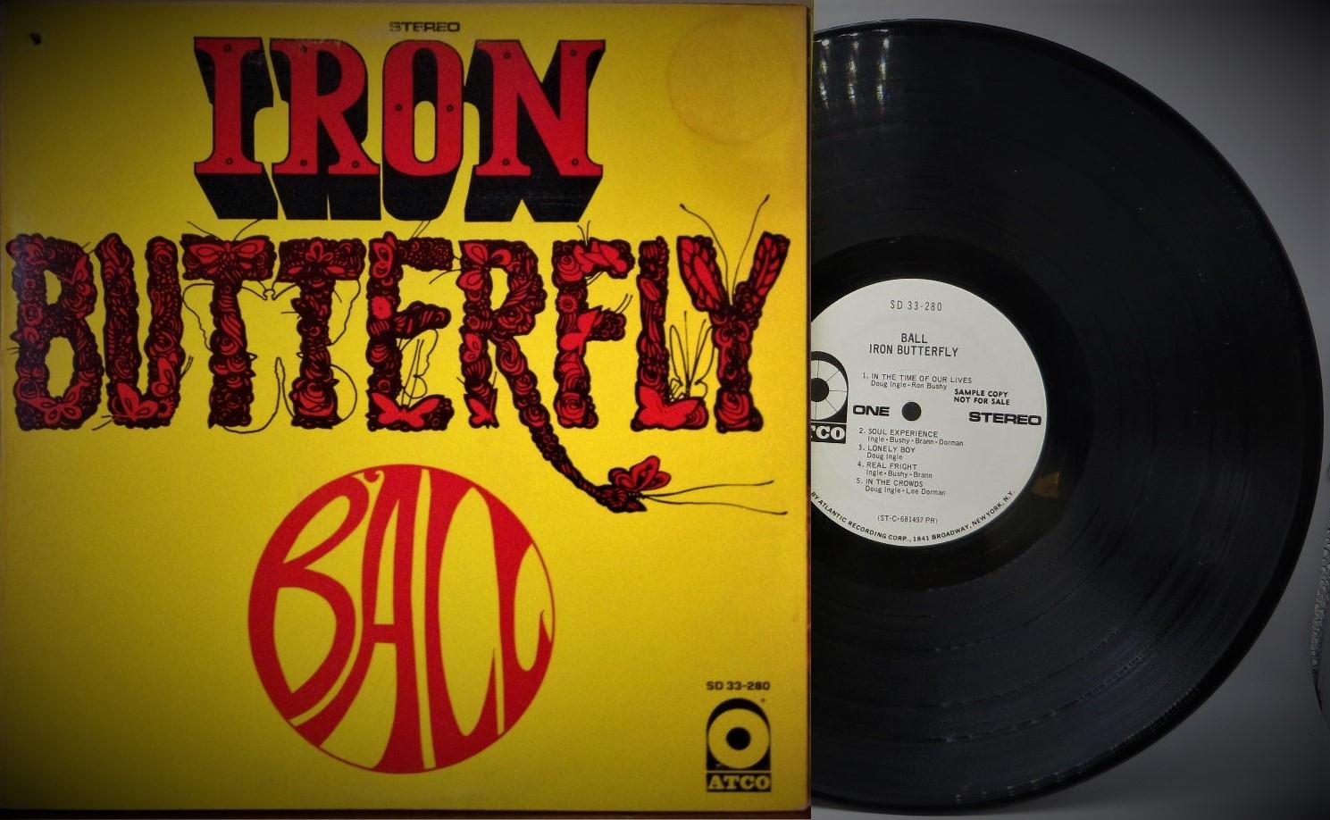 Iron Butterfly – Ball