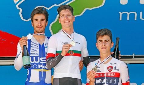 João Almeida sagra-se campeão nacional de fundo de ciclismo sub-23, em  Melgaço | Rádio Alto Minho