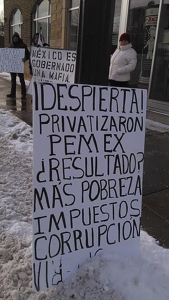Gasolinazo. Protesta. Enero. 2017 VIII
