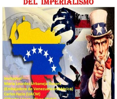 Venezuela en la mira del Imperialismo