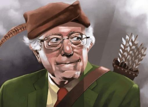 BERNIE SANDERS ESTÁ DESPERTANDO AL «SOCIALISTA» QUE LOS ESTADOUNIDENSES LLEVAN DENTRO