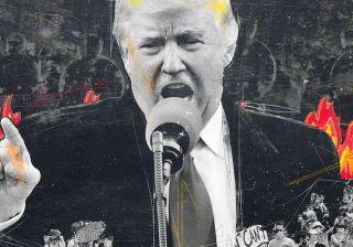 Cuando Trump no se quiera salir de la Casa Blanca