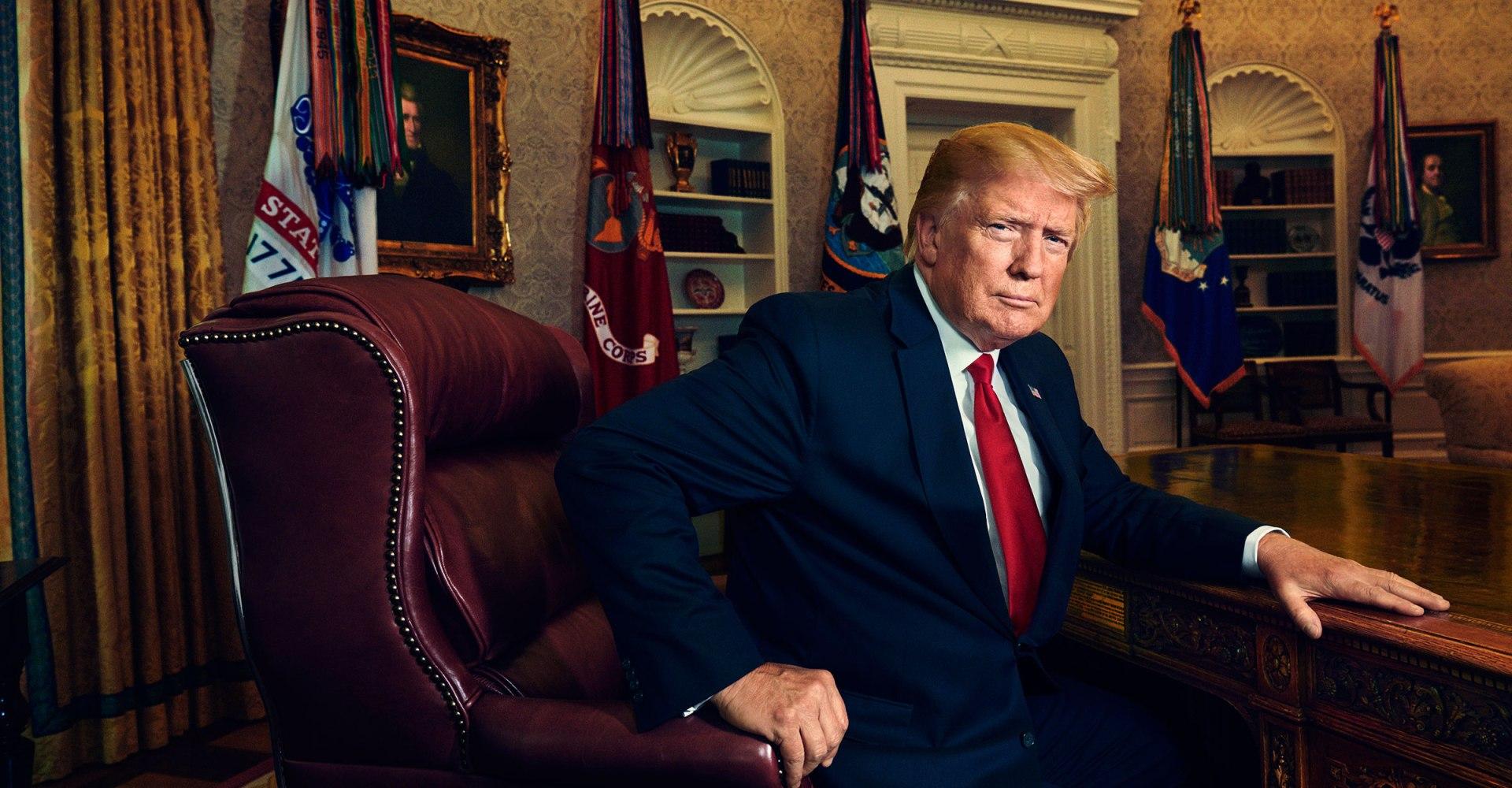 """""""Alto al juicio político en contra de Trump""""… es lo que dicen sus encubridores"""