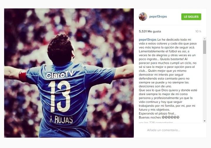 Instagram Rojas
