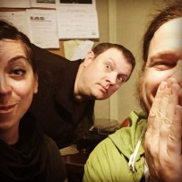 """Grant Olsen's """"It's Now Right Now"""" with Jake of Guilty Pleasures and Wendy of Tennis Court Disco is on the air right now - raising money for our community radio station! Call us at (208) 258-2072 or RadioBoise.org"""
