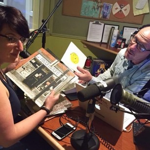 Chris Hess of Range Life and Stephanie Clarkson of The Plimsoll Line are pitching for community radio, and playing some awesome vinyl tonight for their Spring Radiothon Special! Call and support independent people-powered radio! You can make a difference: (208) 258-2072 or www.radioboise.org #KRBXSpringRadiothon #radioboise