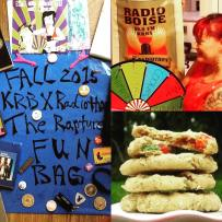 Today on the Rapture, during their special #KRBXFallRadiothon show, we are playing a game with The Wheel of Chance. When you donate to Radio Boise KRBX 89.9 FM, you will get a chance to win extra special premiums - including Mom' s cookies, music personally selected by Nichole Marie, and surprises from the Fun Bag! Call now and see what extra special prize is in store for you! (208)258-2072 or online at https://radioboise.us