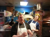 RadioBoise Goes To Flying Pie - Jake and Winkle