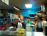 RadioBoise Goes To Flying Pie - Abrams Toss