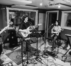 Rosie Tucker performs live In-Studio at Radio Boise during Treefort 2018