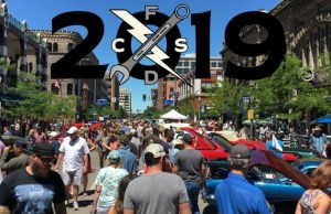 2019 Downtown Boise Father's Day Car Show banner
