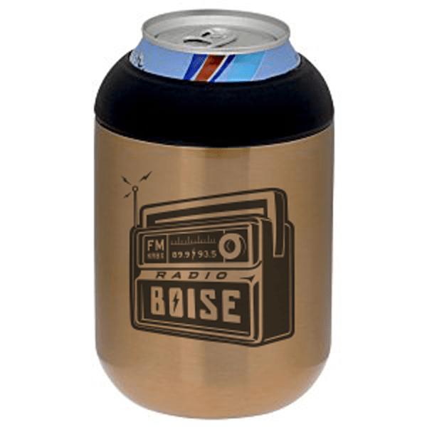 Bronze Can Cooler