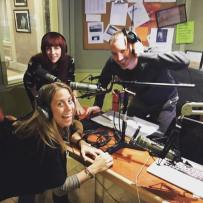 Wrestling for mics and falling out of chairs ... the Explorations crew needs you in the next 30 minutes! Donate: (208) 258-2072, https://radioboise.us, 1020 W. Main St. in the basement. #krbxfallradiothon #radioboise #boise #idaho #communityradio