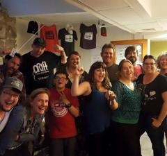 Radio Boise Team Photo Post Radiothon Spring 2016