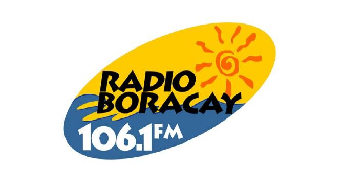 Boracay Radio Channel FM-106-1 Radio Boracay Logo