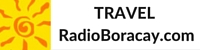 Radio Boracay Travel Philippines Logo