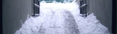 Preparare il calcestruzzo di casa all'inverno