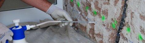 Umidità di risalita: Il risanamento completo in 4 mosse