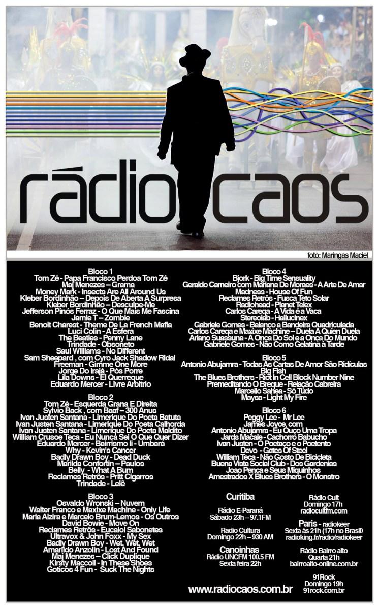 Radiocaos Tríduo Momesco