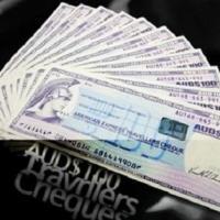 Qué son los cheques de viajero