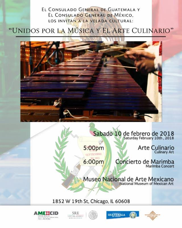 guatemala-mexico muestra cultural