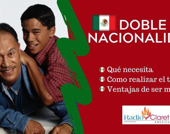Cómo sacar la doble nacionalidad para hijos de mexicanos