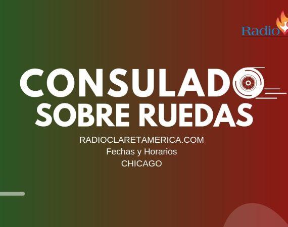 CONSULADO SOBRE RUEDAS EN CHICAGO OCTUBRE 2019
